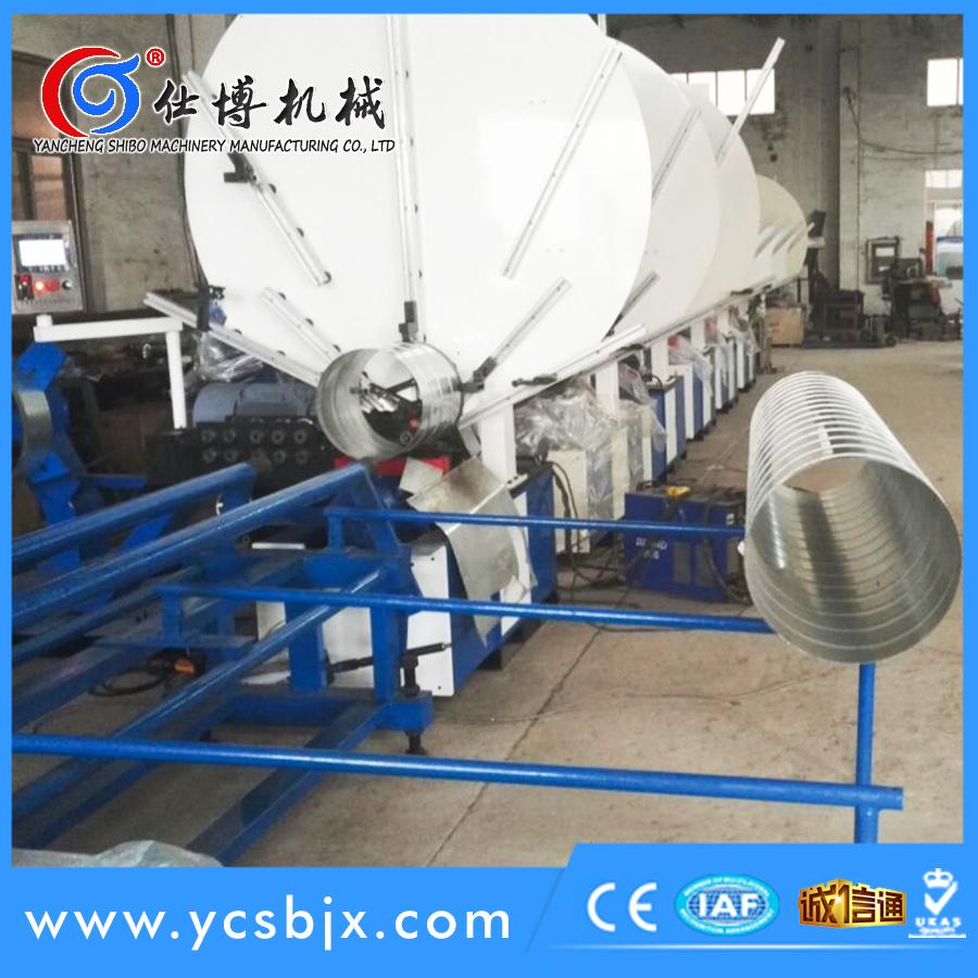浙江螺旋风管机 SBJX-2000A