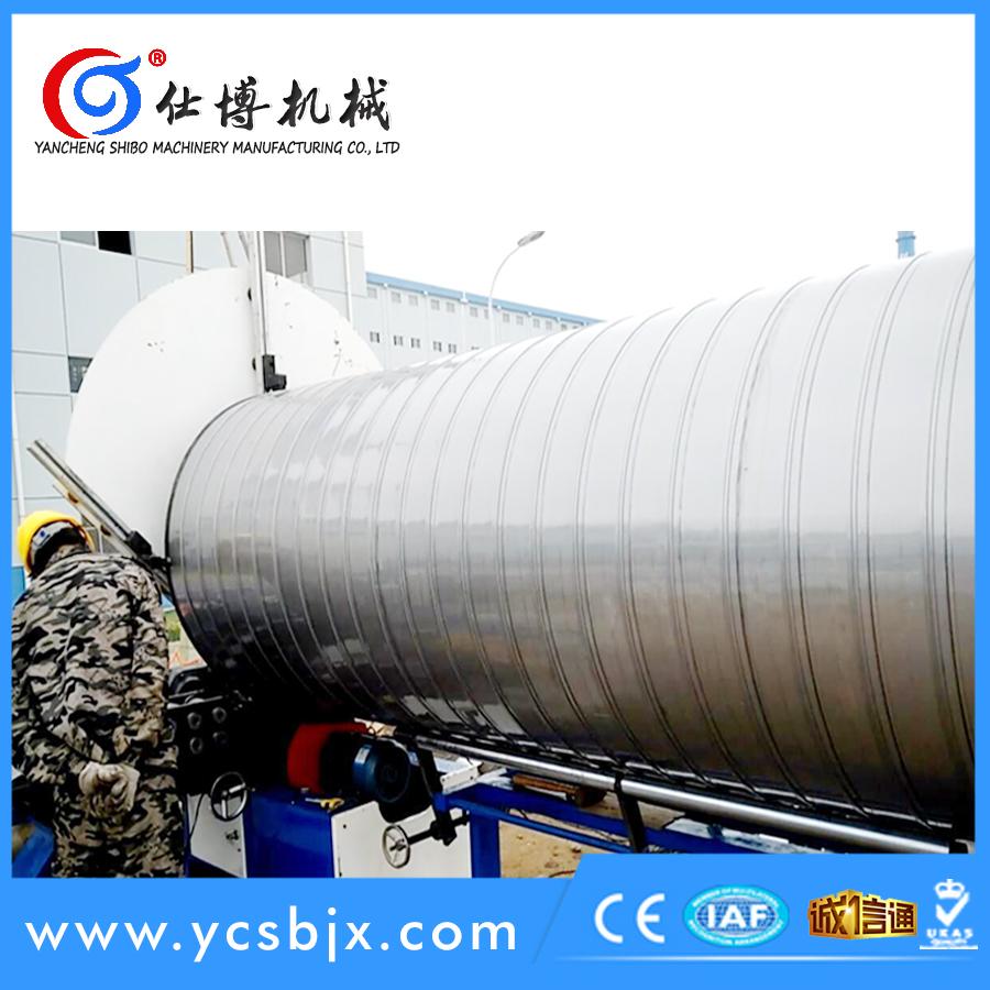 安徽不锈钢螺旋风管机(0.5-1.0mm)