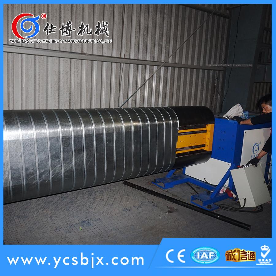 安徽椭圆风管机 短轴<500mm