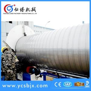 浙江不锈钢螺旋风管机(0.5-1.0mm)