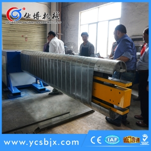 浙江椭圆风管机 SBJX-3100
