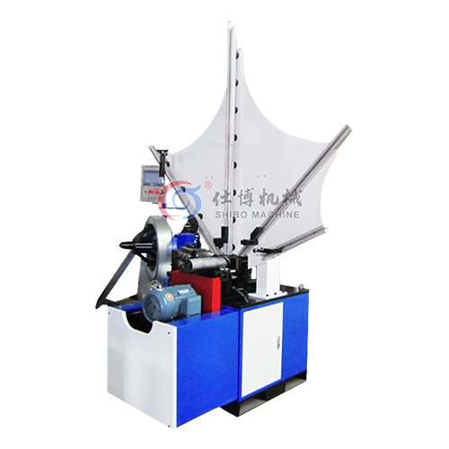 Spiral duct machine